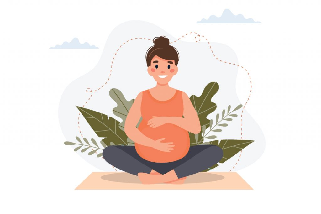 How to look after a pregnant body by Winchester Wellness