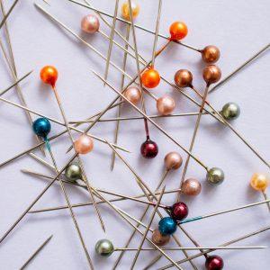 Coloured Pin Wheel